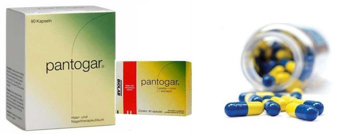 Pantogar: Fortalecimento e Tratamento da Queda de Cabelo