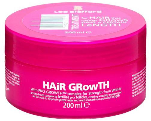 Resenha: Máscara de Tratamento Hair Growth Treatment Lee Stafford