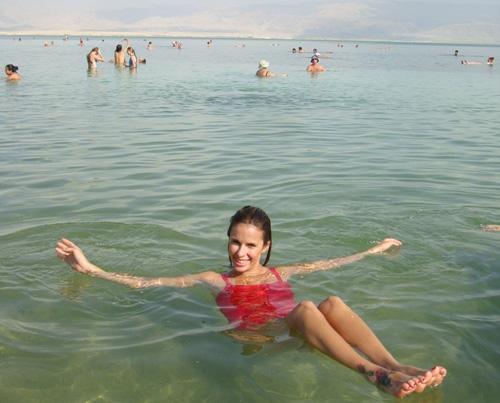 Benefícios do Banho de Mar