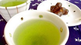 Chá Verde e a Beleza