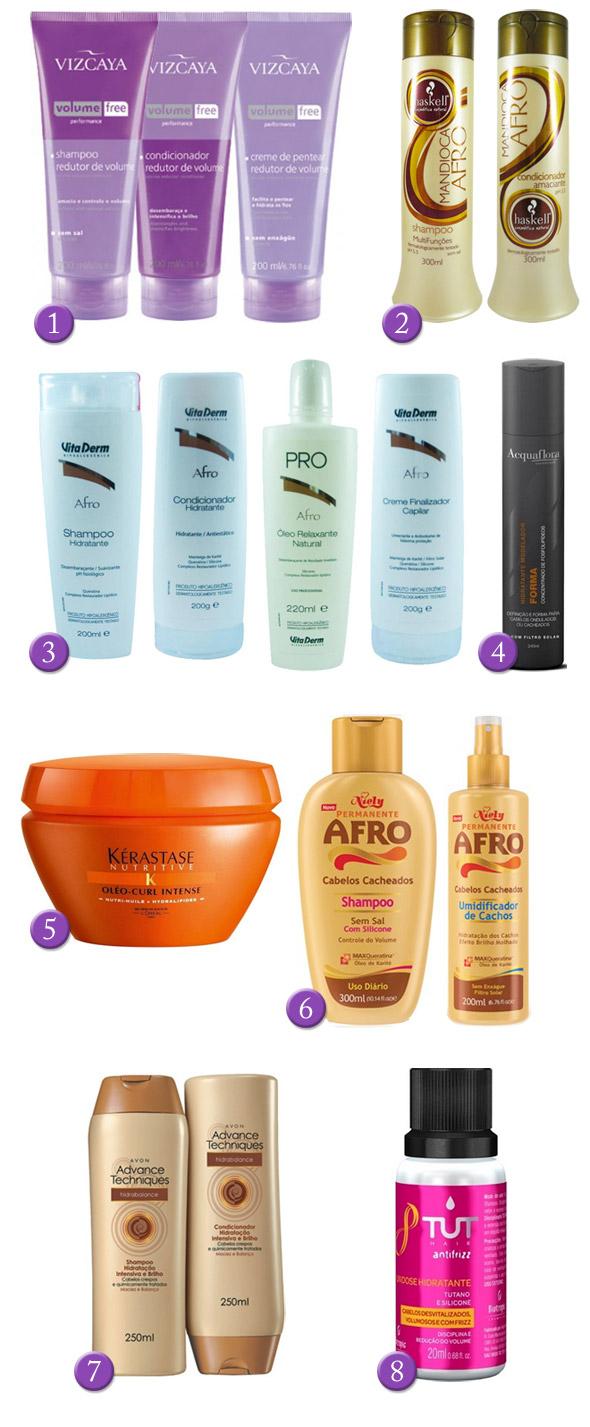 Como cuidar dos cabelos crespos e afros?