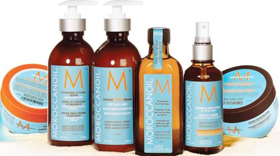 Tratamento Capilar com Moroccanoil