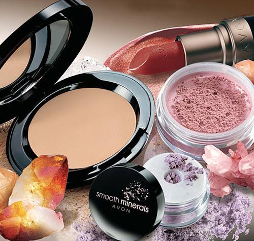 Maquiagem Mineral Avon