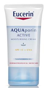 Linha Aquaporin Active Eucerin