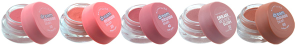 Dream Mousse Blush Maybelline