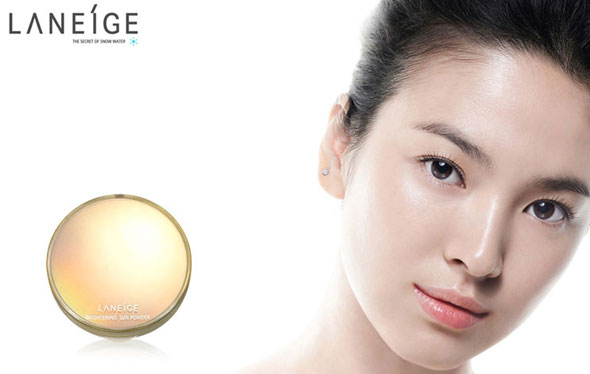Laneige Brightening Sun Powder SPF 50+/PA+++