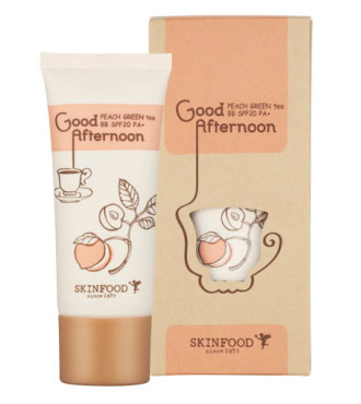 Good Afternoon BB Cream - Peach Green Tea