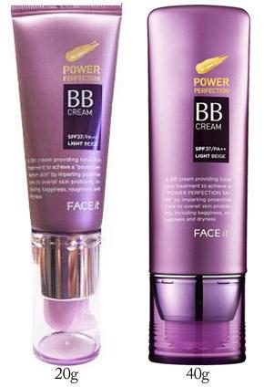 Resenha: BB Cream The Face Shop