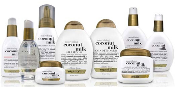 Resenha: Shampoo e Leave-in Coconut Organix