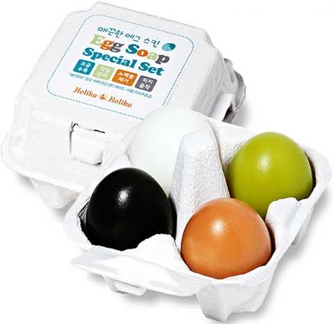 Resenha: Sabonetes para Tratamento da Pele Egg Soap