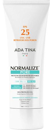 Protetor Solar AdaTina Normalize Pore