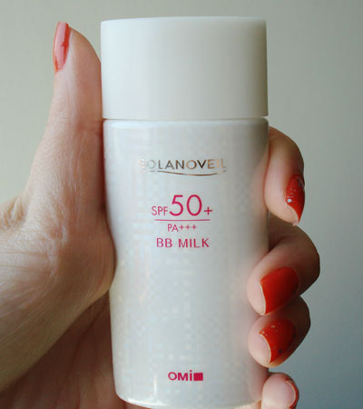Solanoveil BB Milk