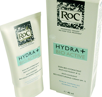 Hydra+Bio Active Facial com FPS 15 ROC