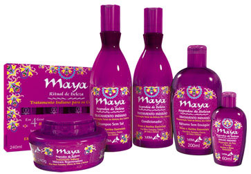 Kit Maya - Ritual de Beleza Vita A