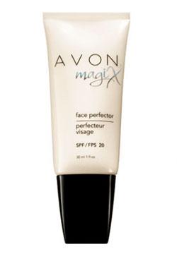 Magix Face Perfector:o Primer da Avon