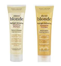 Shampoo Cabelos Finos e com Luzes John Frieda