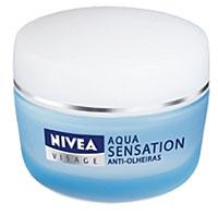 Aqua Sensation Anti-Olheiras Nivea