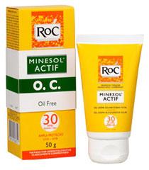 Minesol Actif Oil Control FPS 30 ROC