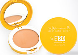 Linha de Maquiagem Vult com Proteção Solar