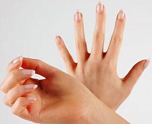 Cuidados com as Mãos