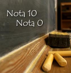 Nota 10 e Nota 0