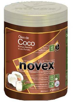 Óleo de coco Novex + sorteio