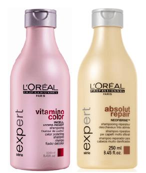 O melhor e o pior -Shampoo
