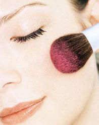 Você sabe usar blush?