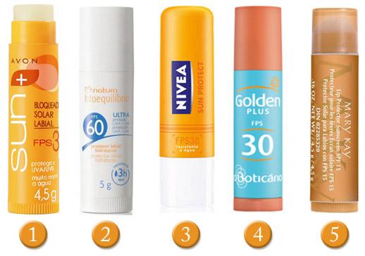 Proteja seus lábios nesse verão!