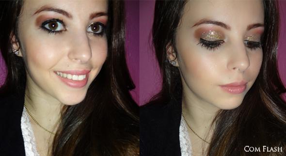 Maquiagem Para Noite - Brilho