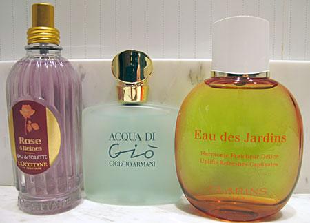 Os 10 perfumes mais vendidos do mundo!