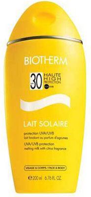 Proteção solar para o corpo