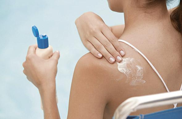 dicas de protetor solar para o corpo