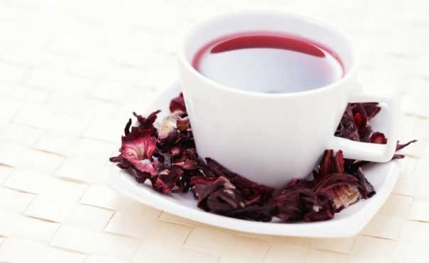 Chá de Hibisco: Saudável e Delicioso