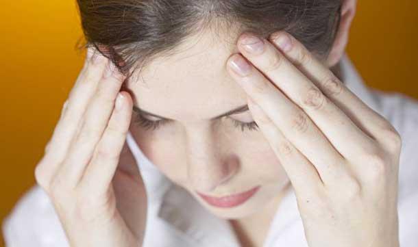 Qual é a causa da sua dor de cabeça?
