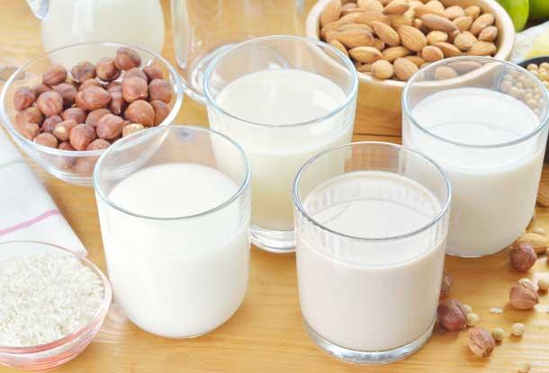 5 Opções Super-Saudáveis de Leite Vegetal